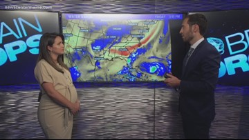 Brain Drops: 5G impact on weather forecast