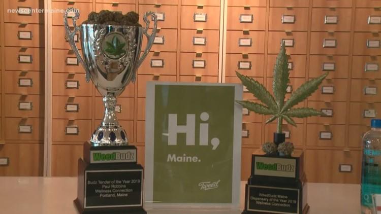 Celebrating the marijuana industry