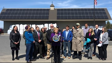 Governor signs bill to help grow the solar industry in Maine