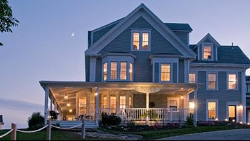 Boothbay Harbor inn voted one of the most romantic hotels in America