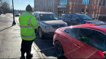 Downtown Bangor 'parking shuffle' is the main trend of the annual parking operations report
