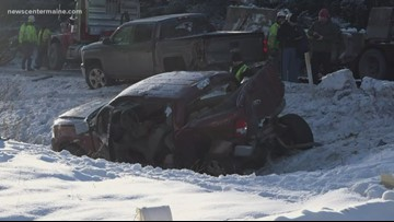 Blinding sunlight was the main cause of car crash involving 30 cars