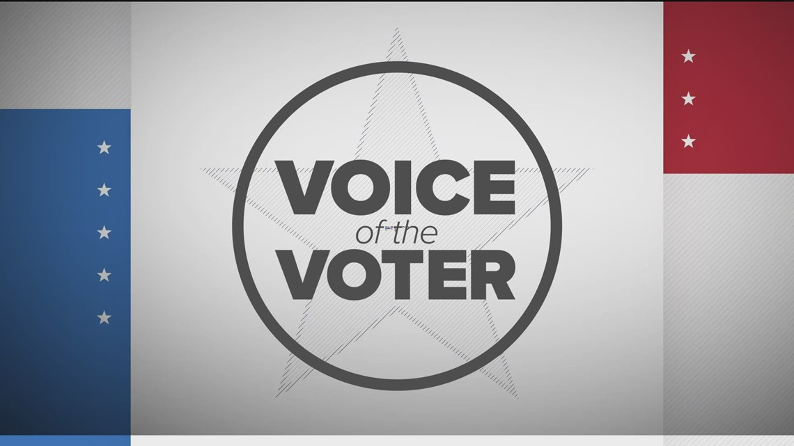 Voice of the Voter: Susan Collins Speaks at campaign