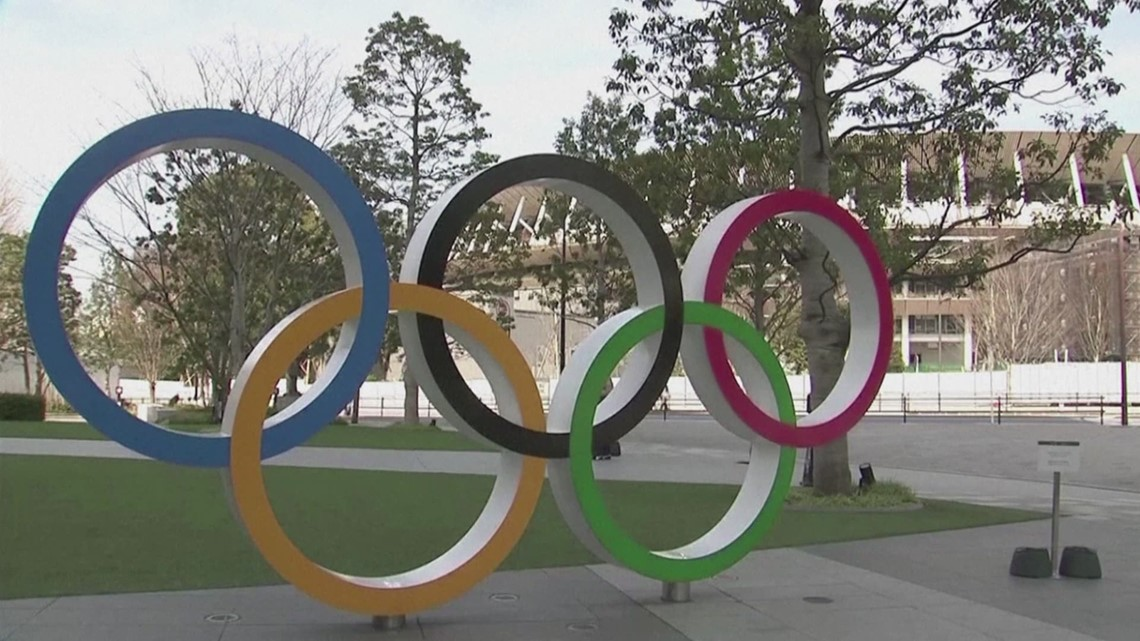 Tokyo Olympics   Safety on officials' minds as they prepare for games amid COVID-19 pandemic