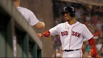 With two HRs on two pitches, Mookie is too much for Minnesota to handle