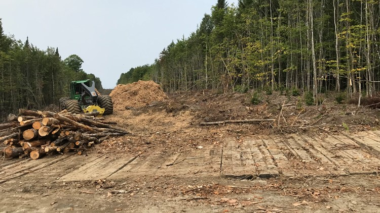 CMP and state agency appeal judge's ruling over proposed CMP transmission corridor