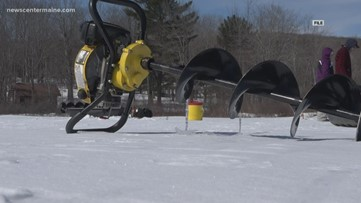 Maine Warden Service says to use caution during final days of ice fishing