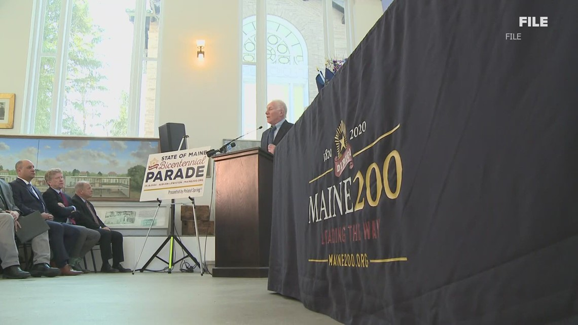Maine Bicentennial plans for next year