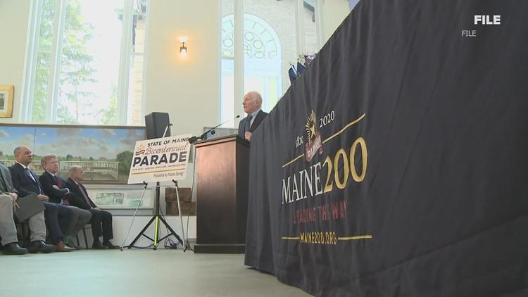 Maine Bicentennial plans for next year