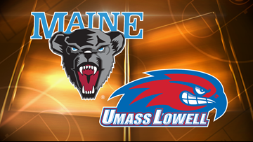 El Darwich plays like the OG in OT for UMaine