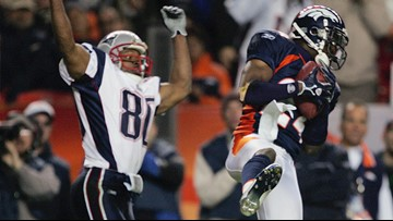 Brady interception looms large as Broncos honor Champ Bailey
