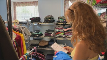 Kennebunk Cares Closet helps Maine families with back-to-school shopping