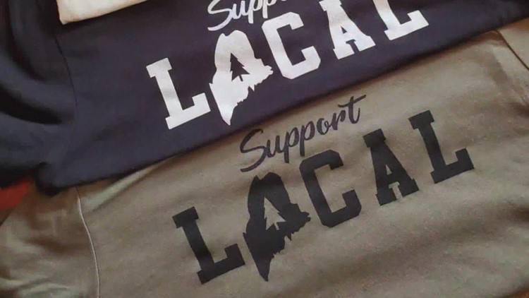 Small business owners ask Mainers to shop local this holiday season