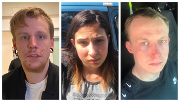 Maine State Police make three arrests at home in Lebanon, one for trafficking heroin