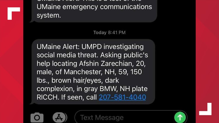 UMaine Police investigating social media threat