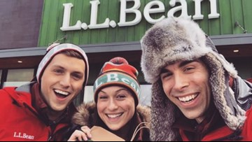 No return on red: NCM visits L.L. Bean to try and give our 'Chiefs red' coats back