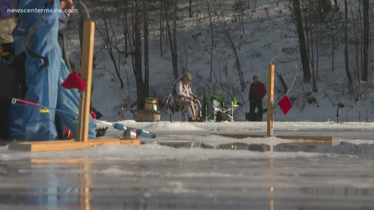 Free ice fishing event invites veterans together