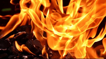 Man dies after accidentally lighting himself on fire