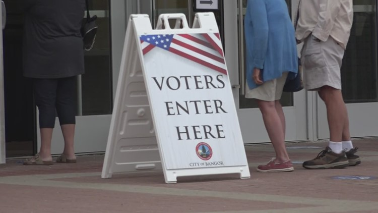 More than 1,500 absentee ballots missed on election night in Bangor