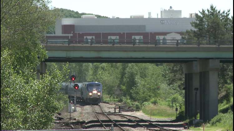 Connecting the state of Maine by railway once and for all