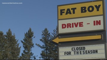 Brunswick's Fat Boy Drive-In up for sale