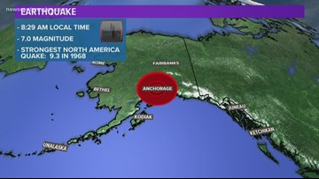 Meteorologist Ryan Breton on frequency of Alaskan earthquakes