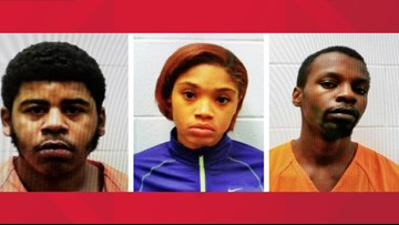 Three people arrested in connection with Lewiston shooting incident