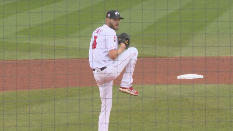 Chris Sale makes second rehab start for Sea Dogs