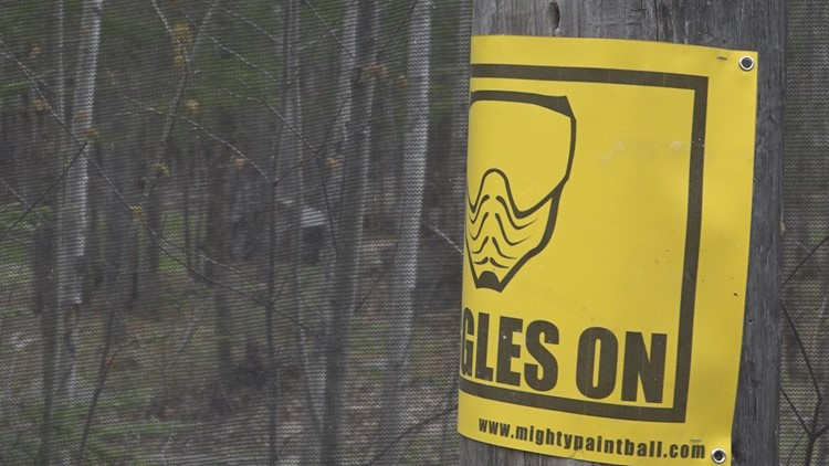 Maine Veterans Project puts on 'Maine Veterans Paintball' event