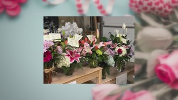 Mother's Day deliveries help fill void for florist during pandemic cancellations