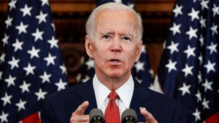 Joe Biden clinches Democratic nomination to face Trump in November
