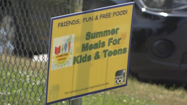Summer meal program for kids kicks off to fill the void of school lunch programs