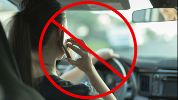 Put down the phone, Hands-Free Driving Law now in effect