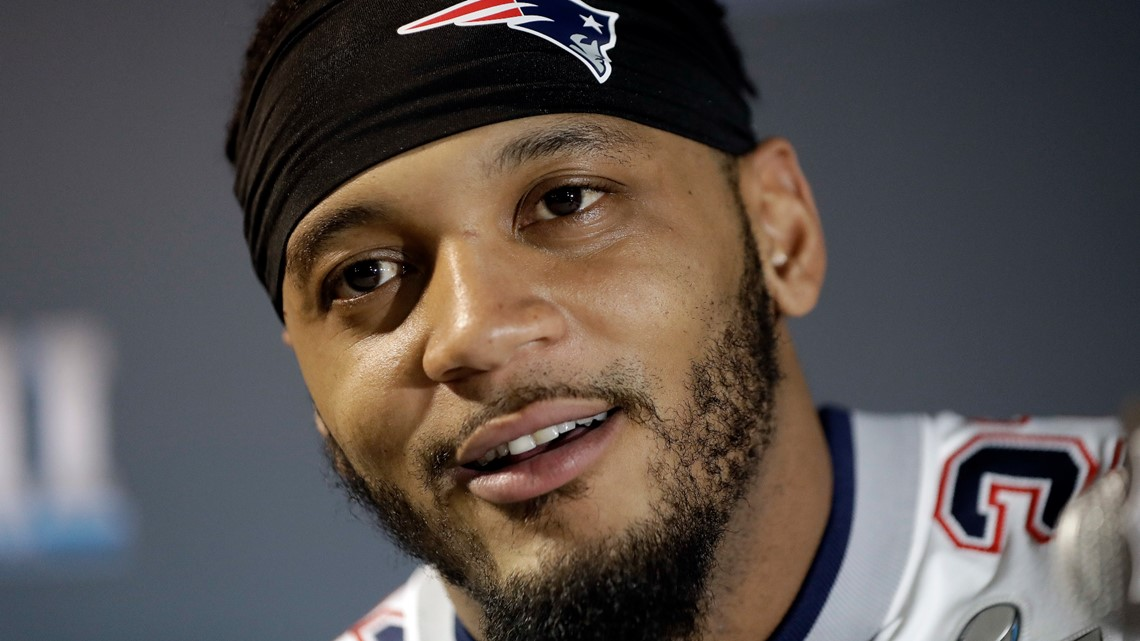 Drug charges dropped against Patriots safety Patrick Chung