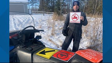 Tips to keep snowmobilers safe