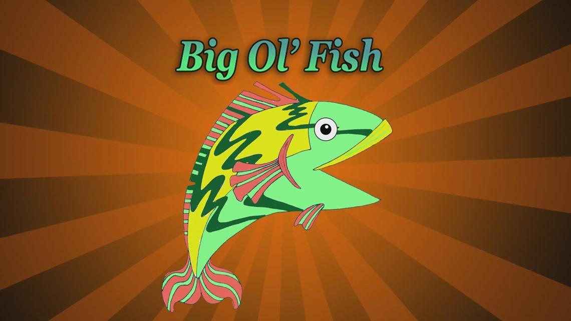 Big Ol' Fish 053120
