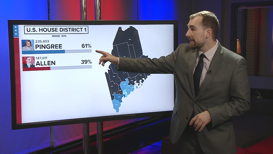 Latest election results