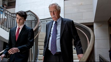 Maine Sen. Angus King confirms he will vote to convict Pres. Trump