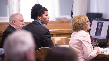 Keene convicted of the rape, murder of Bar Harbor teen
