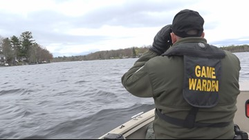 Maine Game Wardens remind boaters of safety during National Safe Boating Week