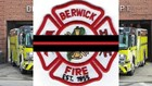 Berwick officials honor the life of Captain Joel Barnes