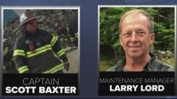 Farmington conditions: Capt. Baxter discharged from hospital
