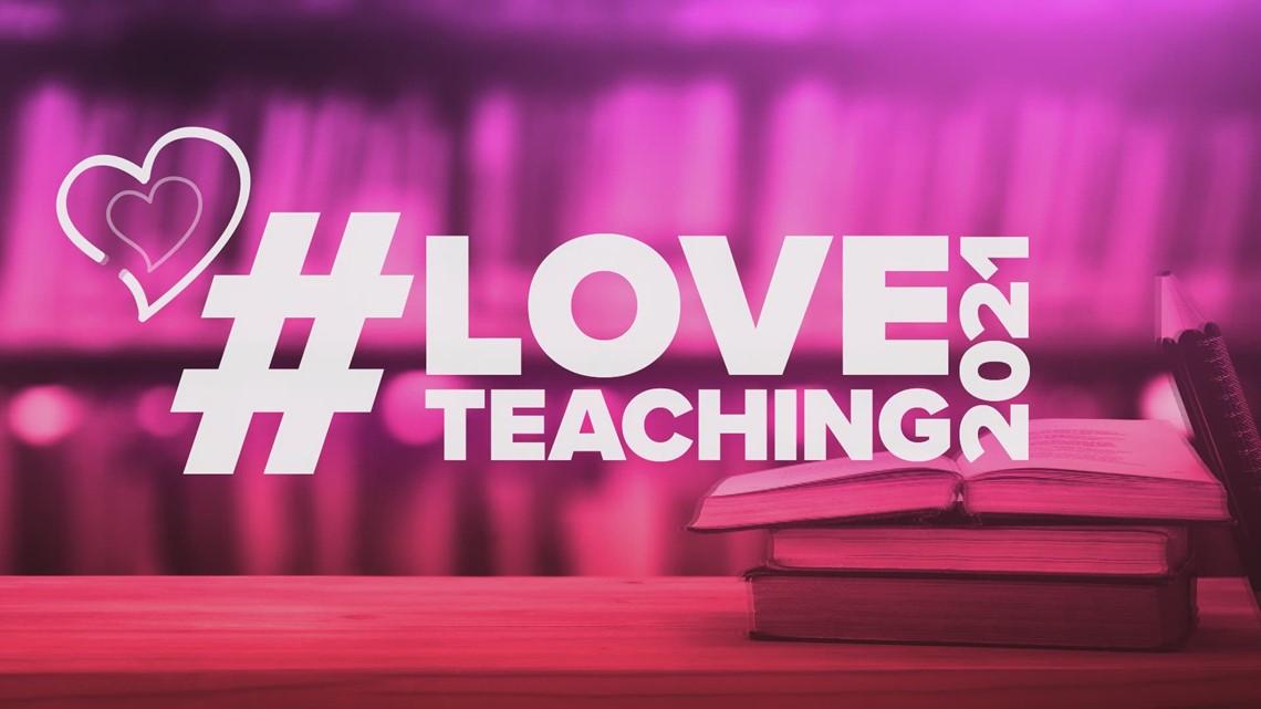 #LoveTeaching   Nancy Curtis, PE Teacher, Sipayik Elementary School