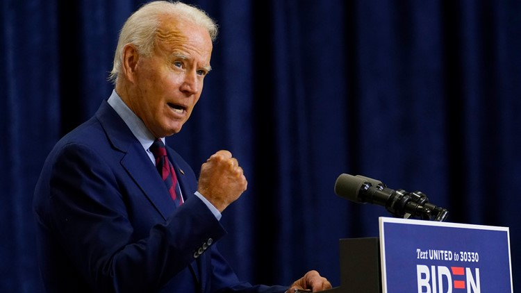 Maine politicians react to President-elect Joe Biden's win