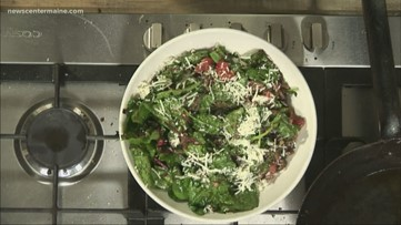Chef Kerry Altiero calls this a 'stealth vegetarian dish'