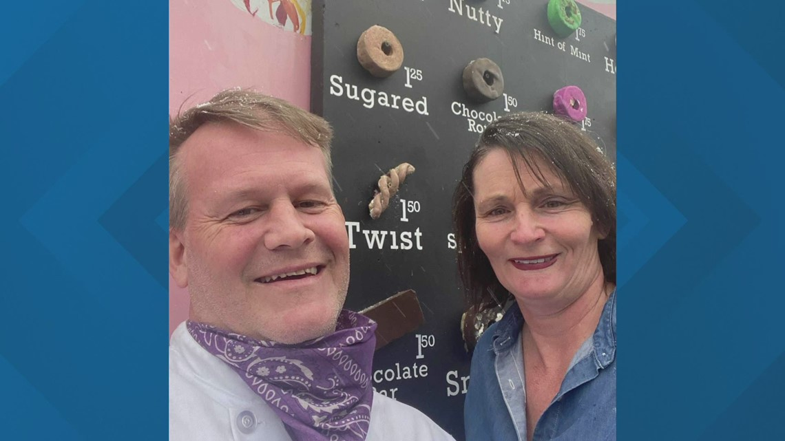 Owners of Holey Donut in Oregon changed name after lawsuit from Maine-based company