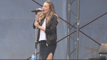 Maine veterans pay nothing to see LeAnn Rimes in concert