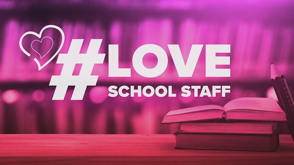 #LOVESTAFF2021 | Marilyn Wilson, Ed. Tech II in Title I Reading, Thomaston Grammar School - NewsCenterMaine.com WCSH-WLBZ