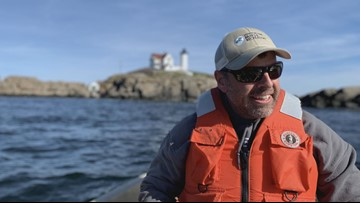 SIDE HUSTLES: The 'keeper' behind the Nubble Light
