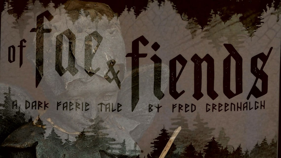 'Of Fae and Fiends' A dark fairytale radio drama set in Maine for kids